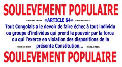 SOULEVEMENT POPULAIRE_